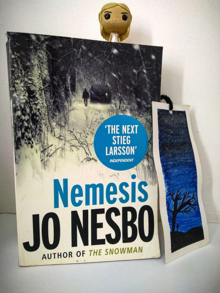 Nemesis-Jo Nesbo-Targaryen-Danaeris-Funko Pop-Bookmark